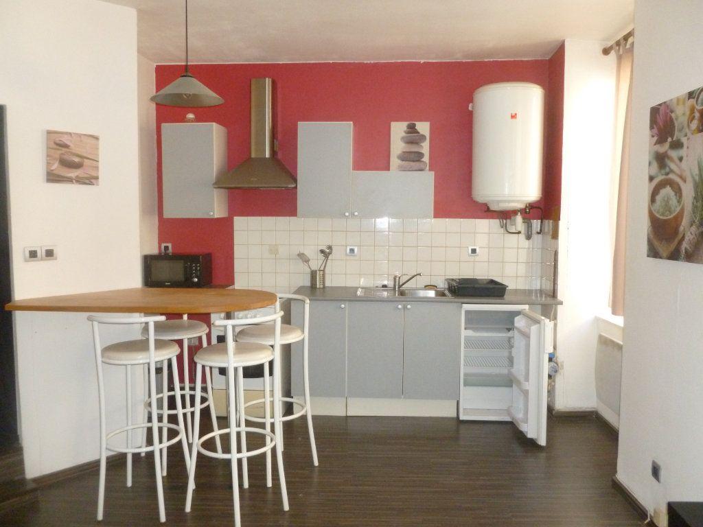 Appartement à louer 2 27.74m2 à Saint-Étienne vignette-1