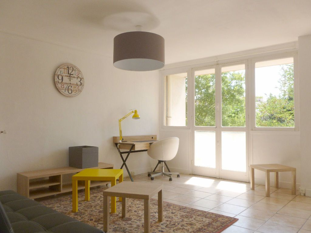 Appartement à louer 2 42.14m2 à Saint-Étienne vignette-1
