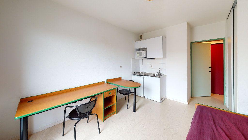 Appartement à louer 1 17.07m2 à Saint-Étienne vignette-2