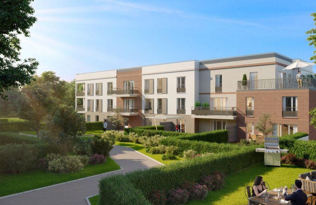 Appartement à louer 1 27.85m2 à Boulogne-sur-Mer vignette-1