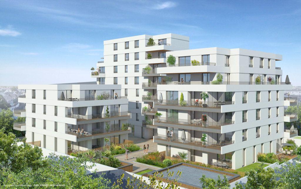 Appartement à vendre 3 61.35m2 à Saint-Nazaire vignette-1