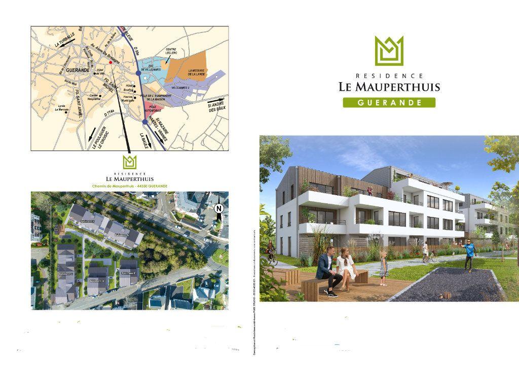 Appartement à vendre 4 80.45m2 à Guérande vignette-3