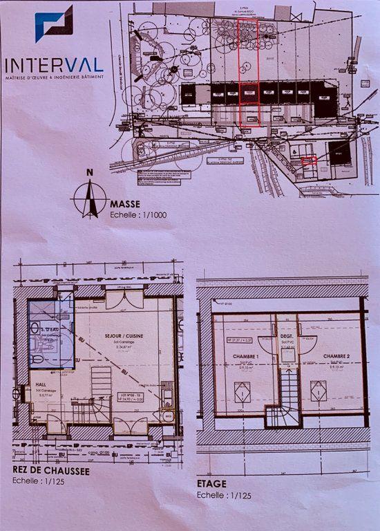 Maison à vendre 3 56.96m2 à La Baule-Escoublac vignette-1