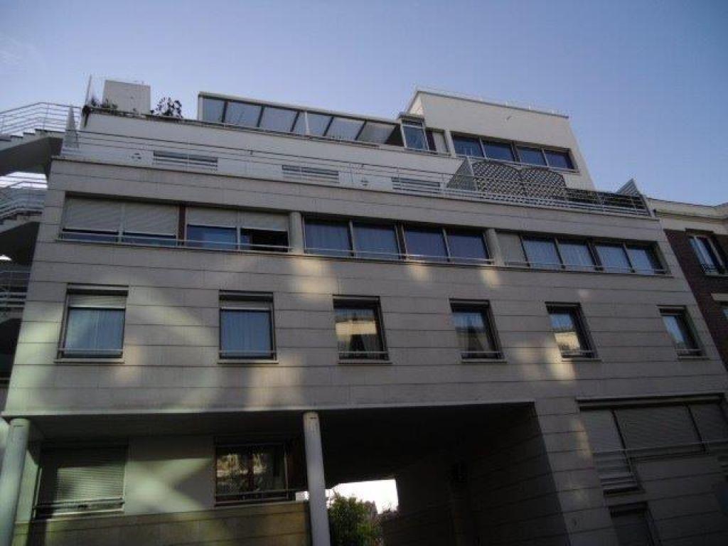 Appartement à louer 1 30.56m2 à Issy-les-Moulineaux vignette-3
