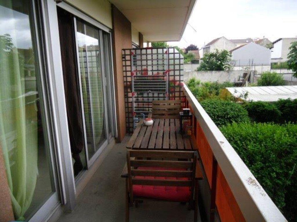 Appartement à louer 1 26.37m2 à Gagny vignette-2