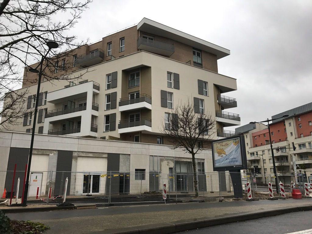 Appartement à louer 1 27.4m2 à Chelles vignette-1