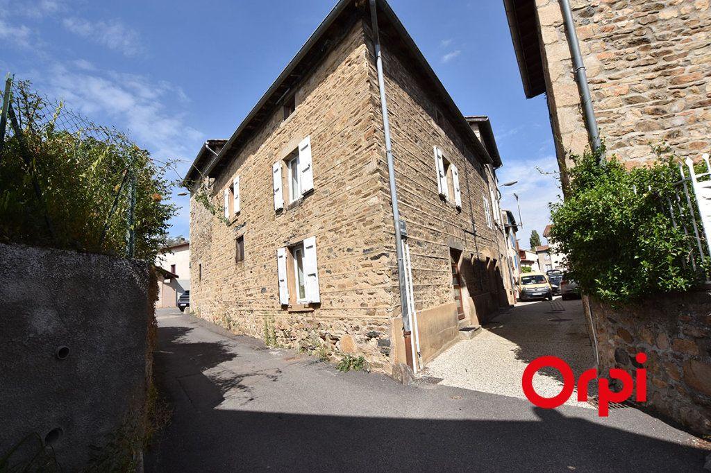 Maison à vendre 25 360m2 à Saint-Laurent-d'Agny vignette-1