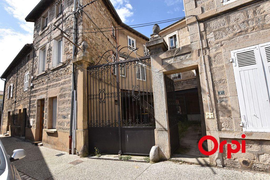 Maison à vendre 25 360m2 à Saint-Laurent-d'Agny vignette-2