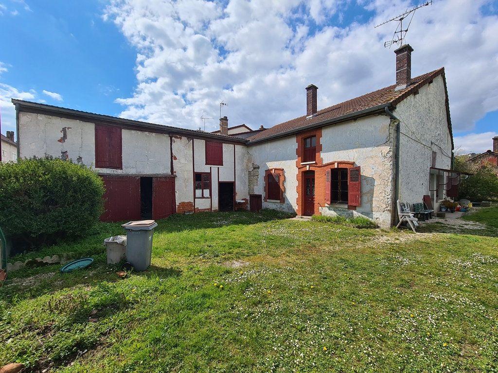 Maison à vendre 4 85m2 à Baroville vignette-1