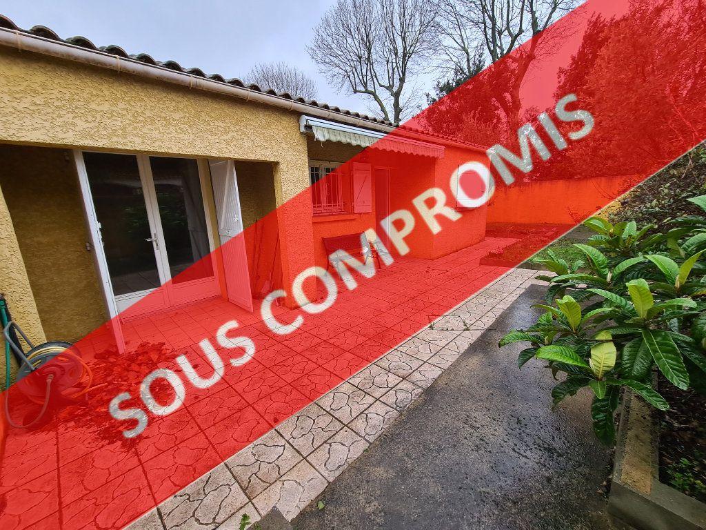 Maison à vendre 4 85m2 à Carcassonne vignette-1
