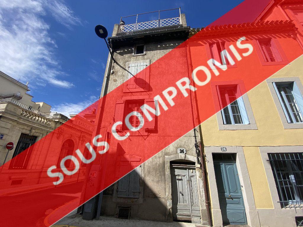 Maison à vendre 3 50m2 à Carcassonne vignette-1