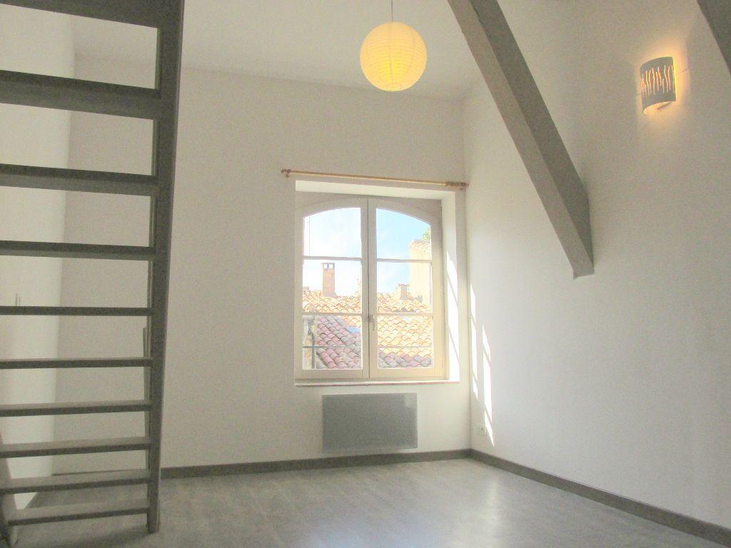 Appartement à louer 1 28m2 à Carcassonne vignette-1