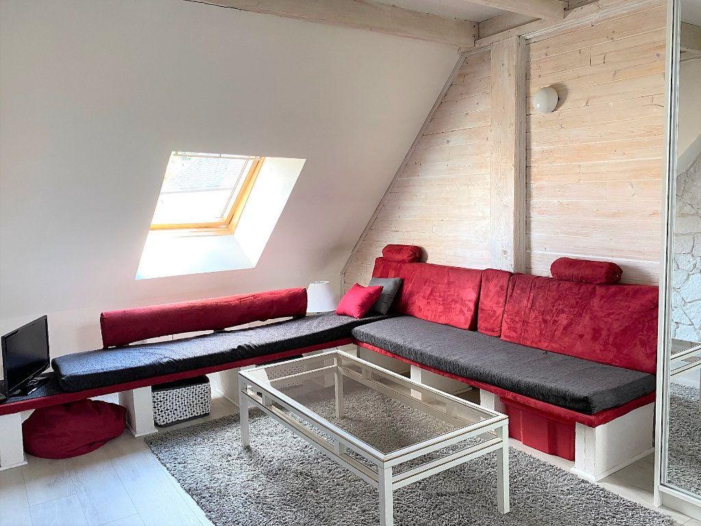 Appartement à louer 1 20.92m2 à Montlhéry vignette-1
