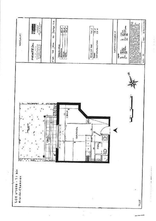 Appartement à louer 1 32.46m2 à Montlhéry vignette-7