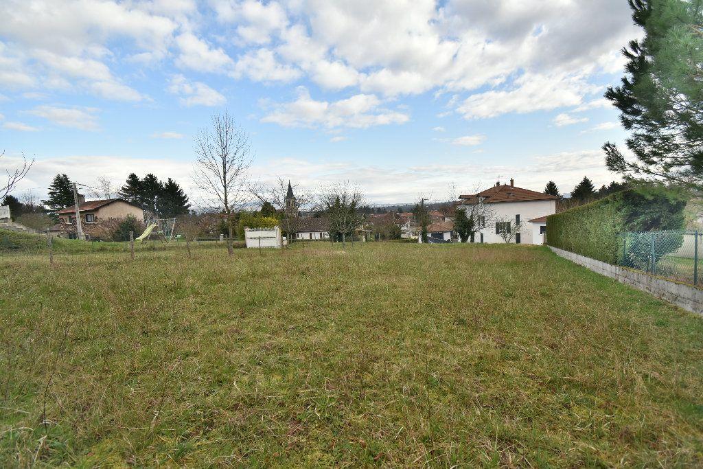 Terrain à vendre 0 1385m2 à Villieu-Loyes-Mollon vignette-1