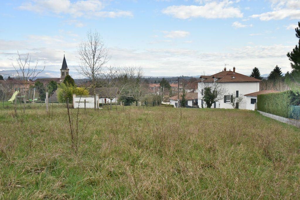 Terrain à vendre 0 1385m2 à Villieu-Loyes-Mollon vignette-2