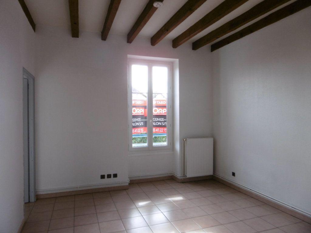 Appartement à louer 2 37m2 à Chalon-sur-Saône vignette-6