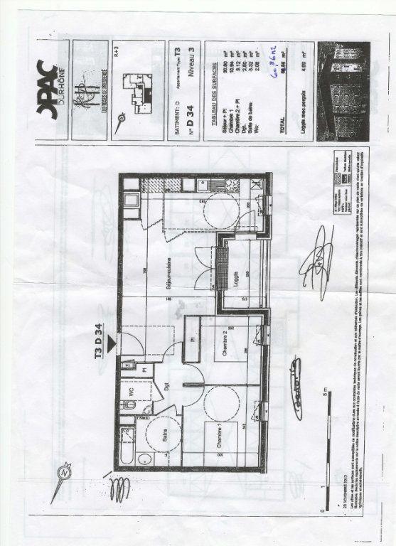 Appartement à louer 3 60.86m2 à Vénissieux vignette-11