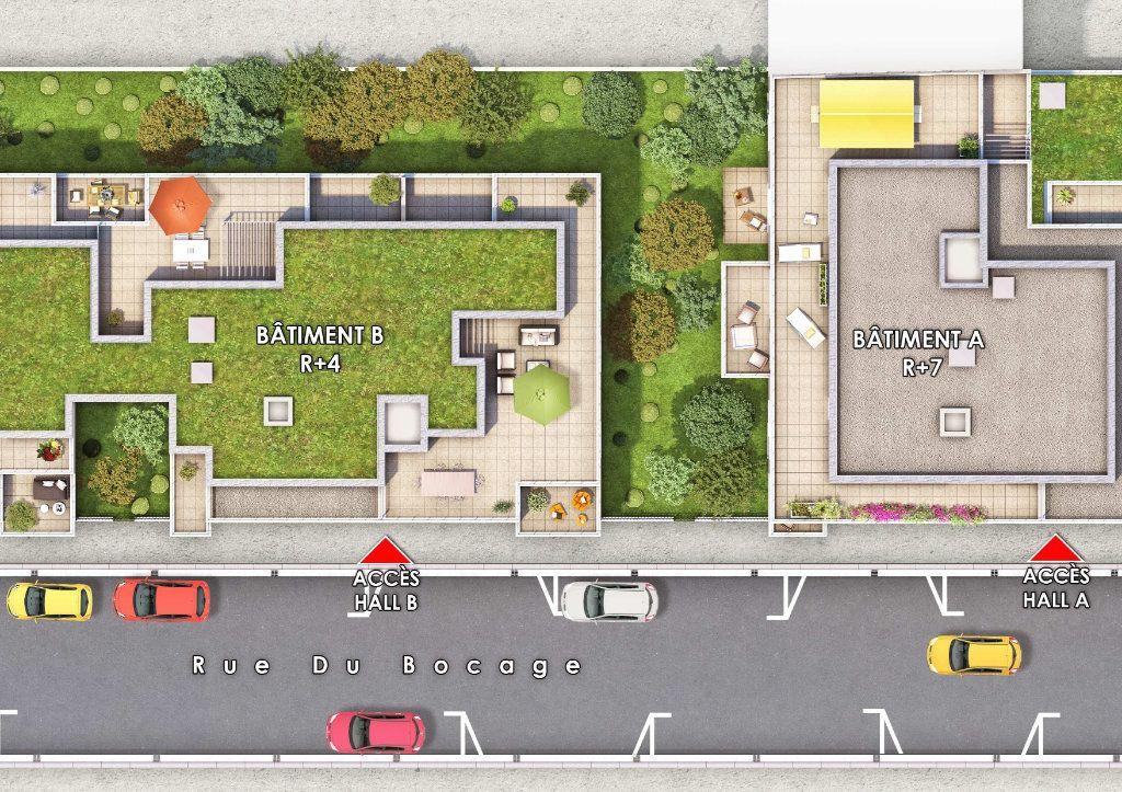Appartement à vendre 3 60.1m2 à Lyon 8 vignette-4