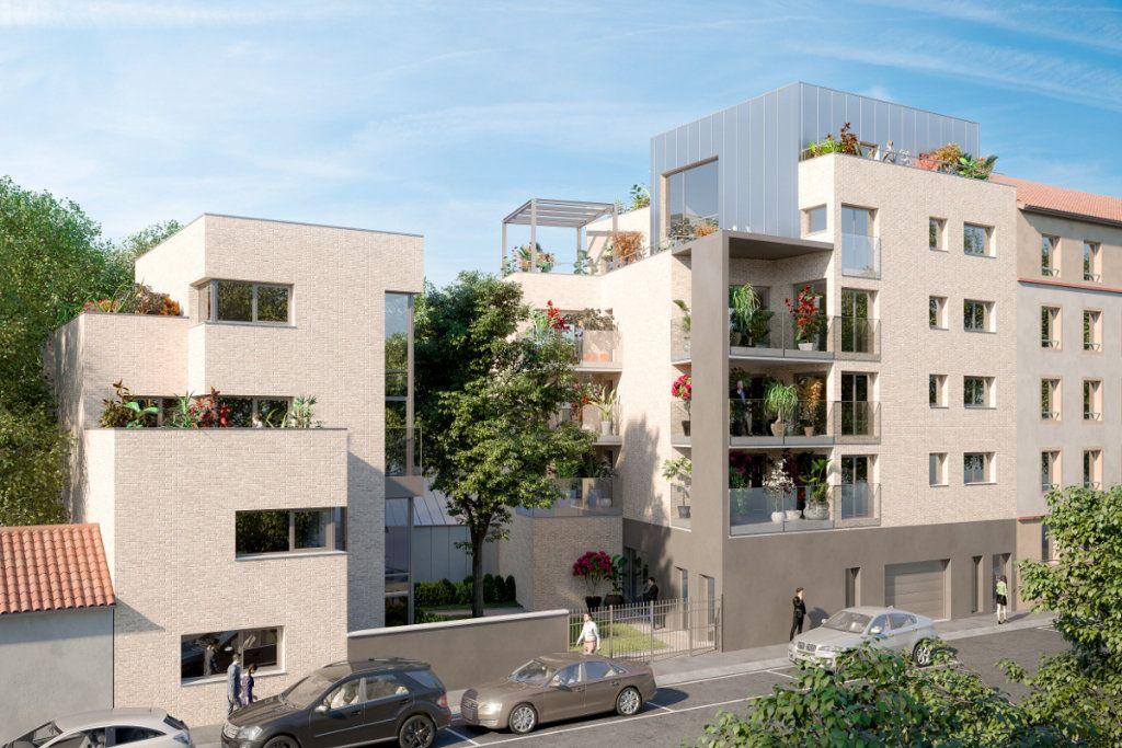 Appartement à vendre 3 59.76m2 à Lyon 8 vignette-5