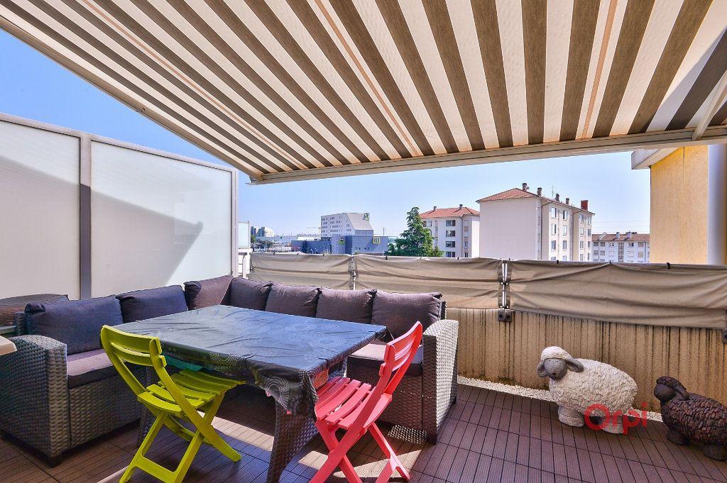 Appartement à vendre 4 94.46m2 à Vénissieux vignette-1