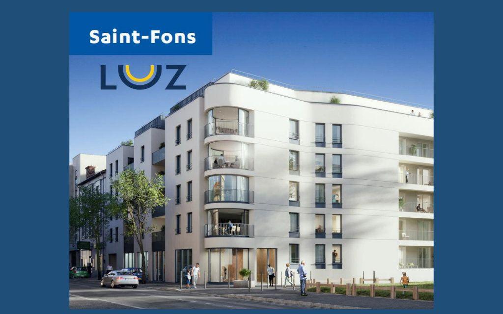Appartement à vendre 3 62.61m2 à Saint-Fons vignette-1