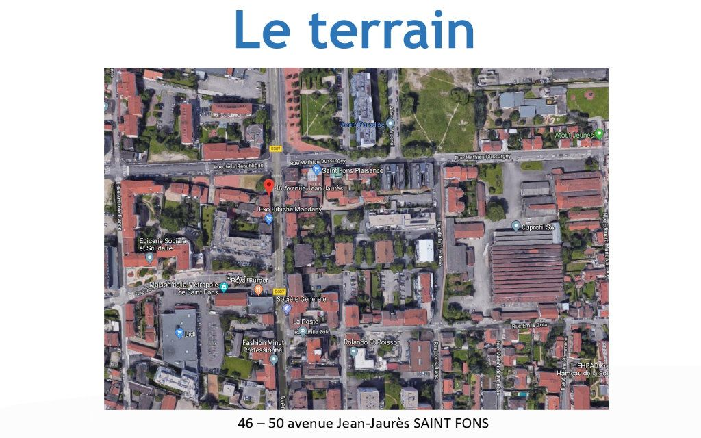 Appartement à vendre 3 62.61m2 à Saint-Fons vignette-3