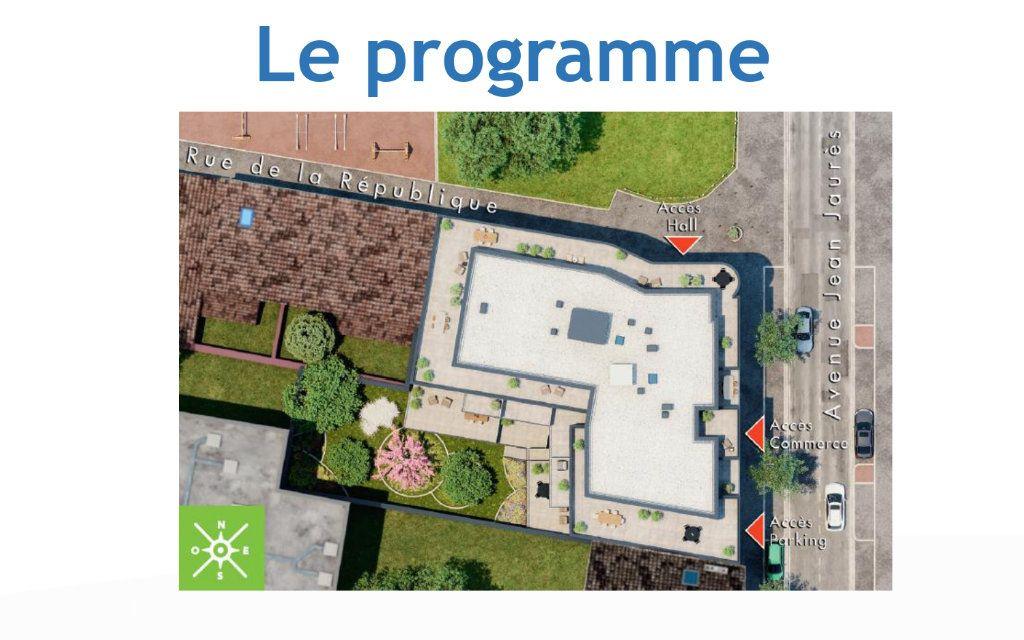 Appartement à vendre 3 62.61m2 à Saint-Fons vignette-4