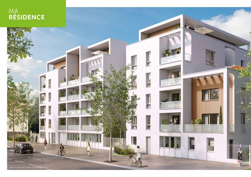 Appartement à vendre 2 44.55m2 à Vénissieux vignette-4