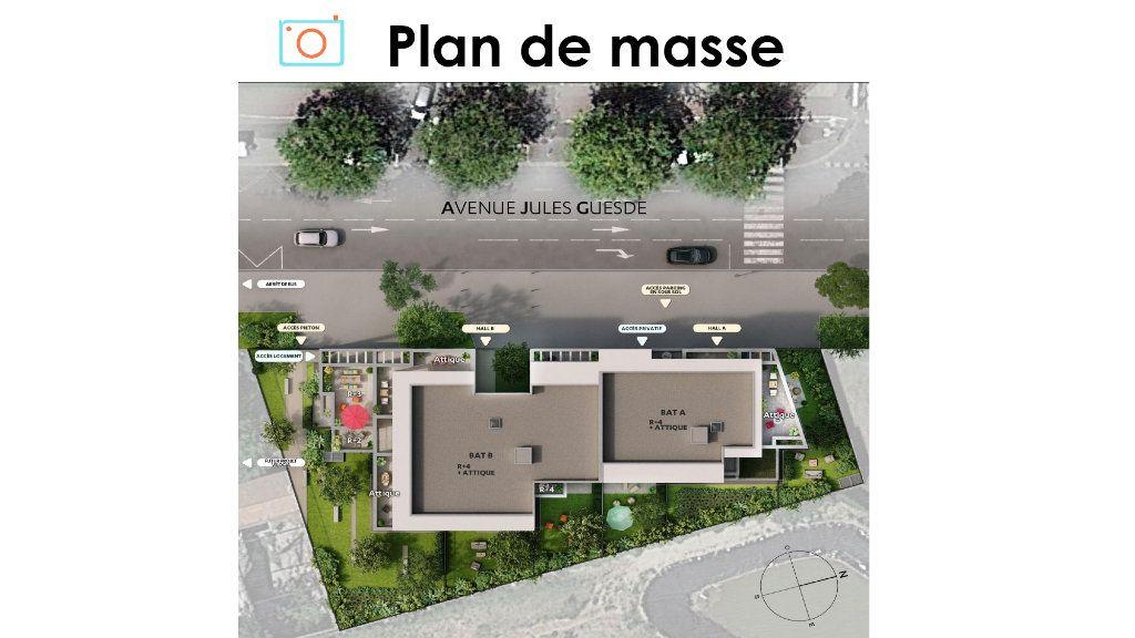 Appartement à vendre 2 44.55m2 à Vénissieux vignette-12