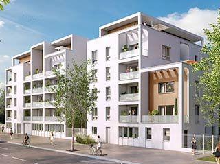 Appartement à vendre 3 56.58m2 à Vénissieux vignette-1