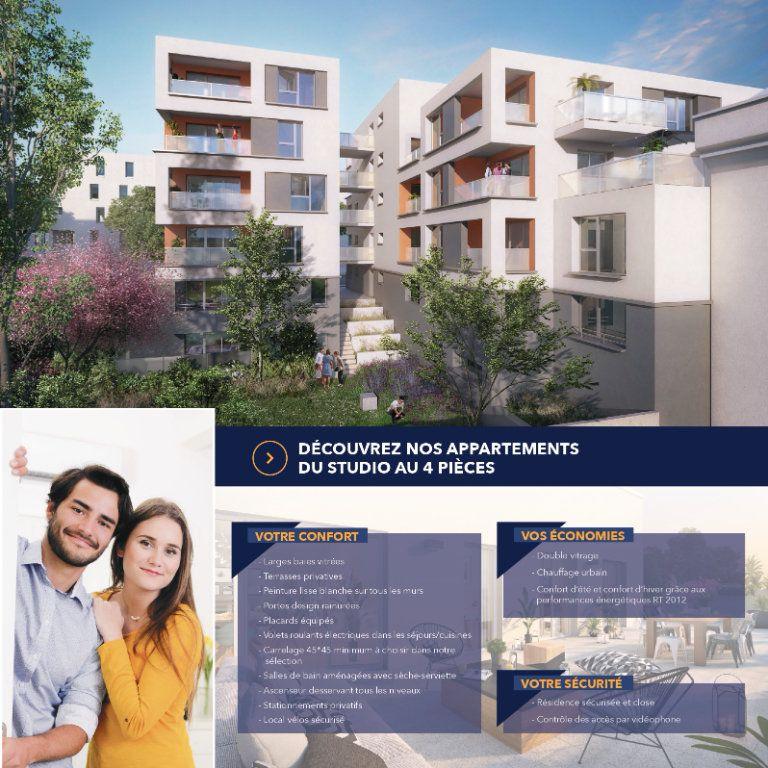 Appartement à vendre 2 42.4m2 à Vénissieux vignette-4