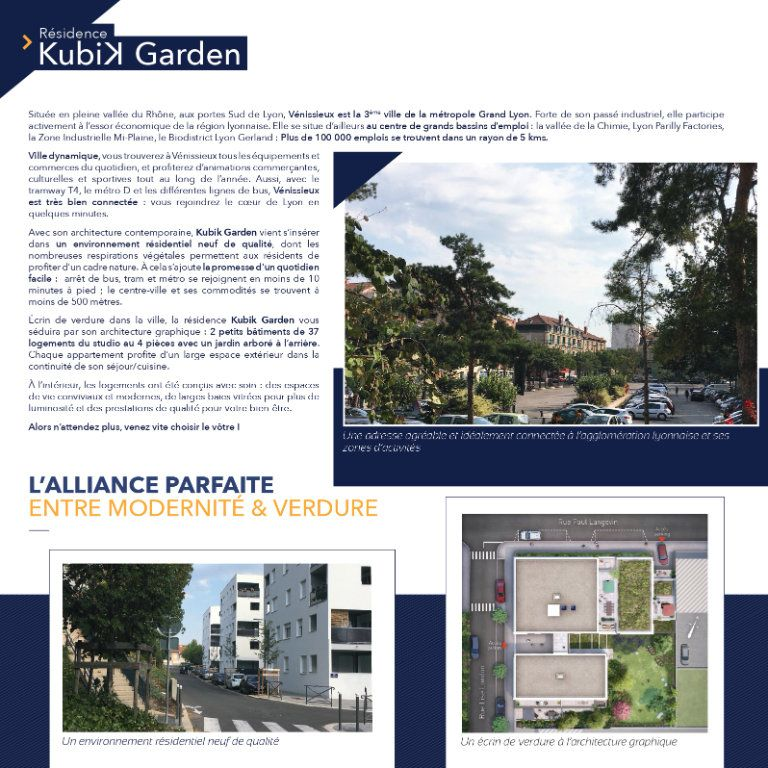 Appartement à vendre 4 83m2 à Vénissieux vignette-3