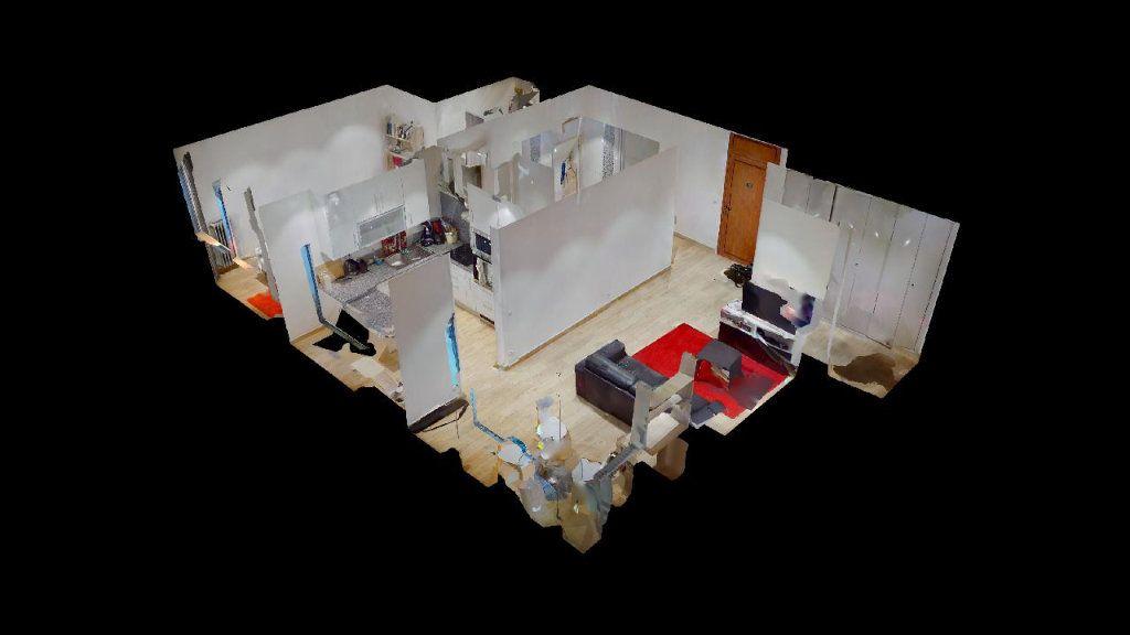 Appartement à louer 2 56.69m2 à Lyon 8 vignette-12