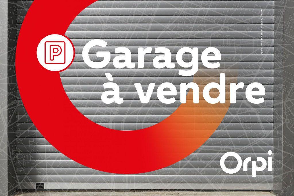 Stationnement à vendre 0 14.5m2 à Saint-Fons vignette-1