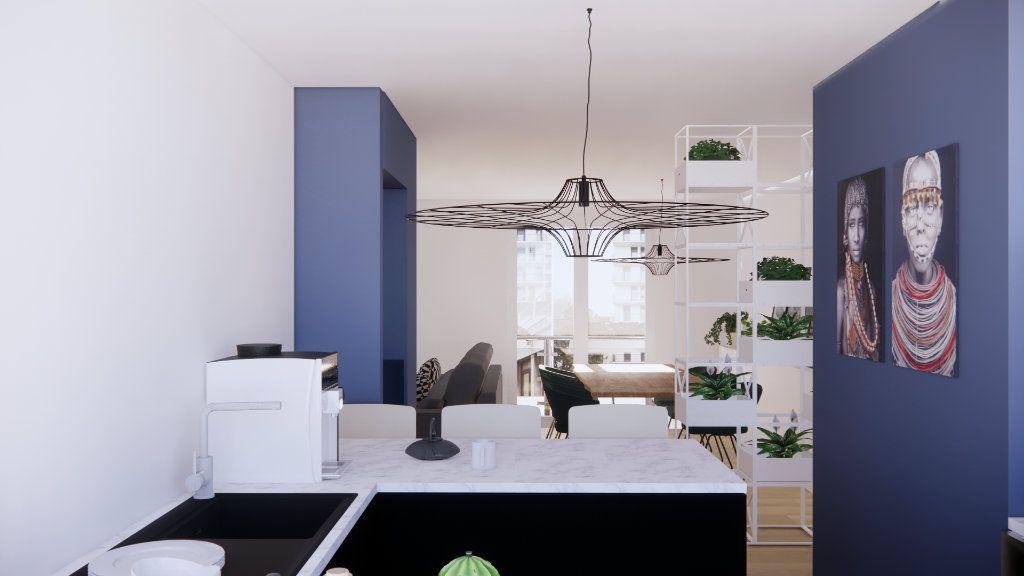 Appartement à vendre 4 64m2 à Vénissieux vignette-4
