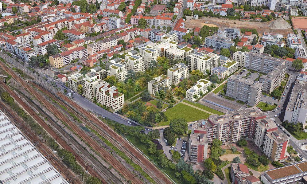 Appartement à vendre 3 61.65m2 à Lyon 8 vignette-15