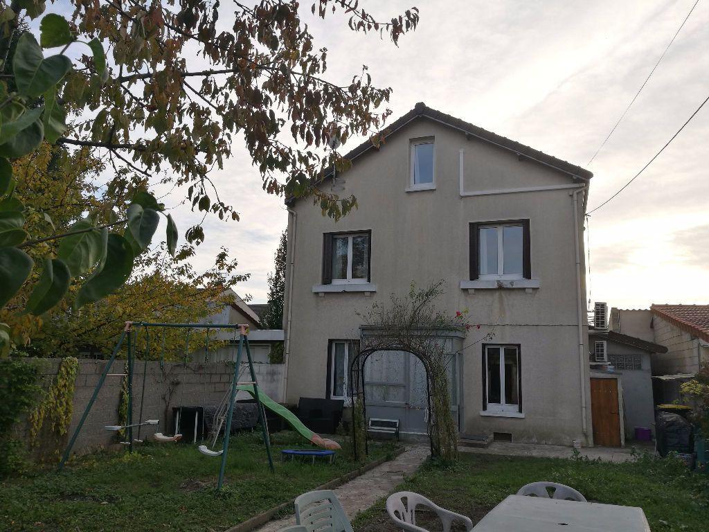 Maison à vendre 7 103m2 à Le Blanc-Mesnil vignette-2