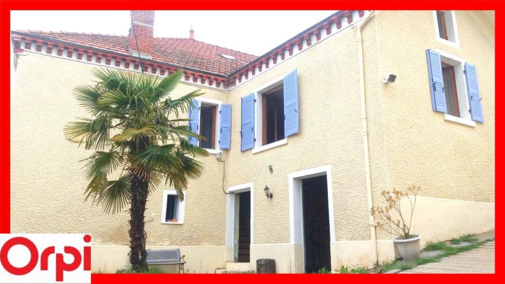Maison à vendre 8 205m2 à Auzat-la-Combelle vignette-11