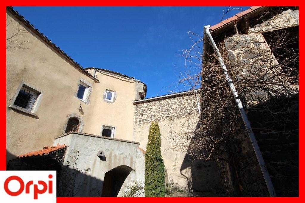 Maison à vendre 4 104m2 à Solignat vignette-1