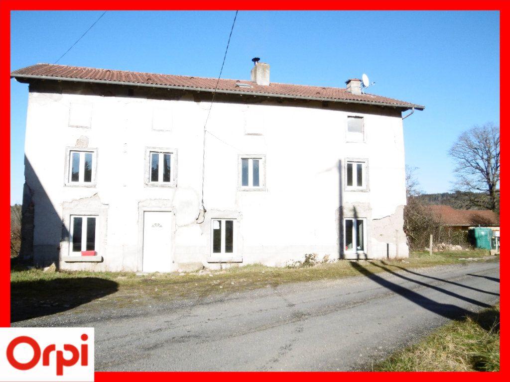 Maison à vendre 6 140m2 à Chaumont-le-Bourg vignette-1