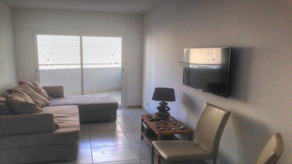 Appartement à louer 2 43m2 à Golfe Juan - Vallauris vignette-1