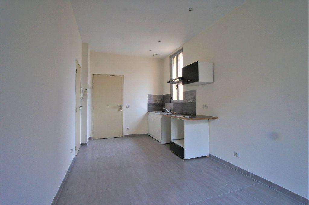 Appartement à louer 2 36m2 à Golfe Juan - Vallauris vignette-1