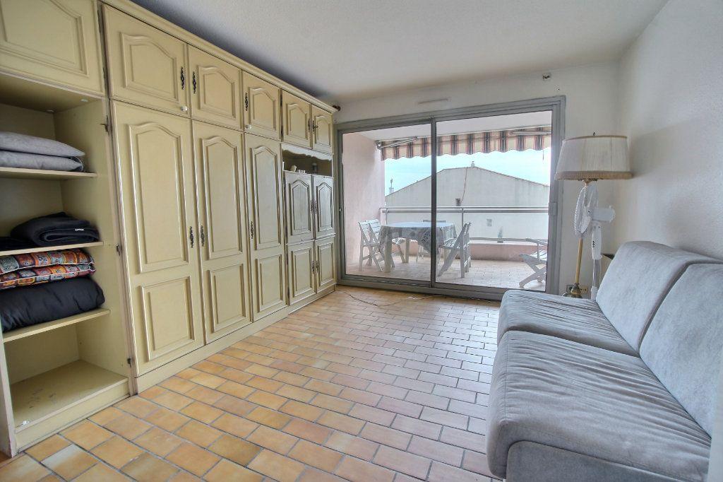 Appartement à vendre 1 26.9m2 à Golfe Juan - Vallauris vignette-3