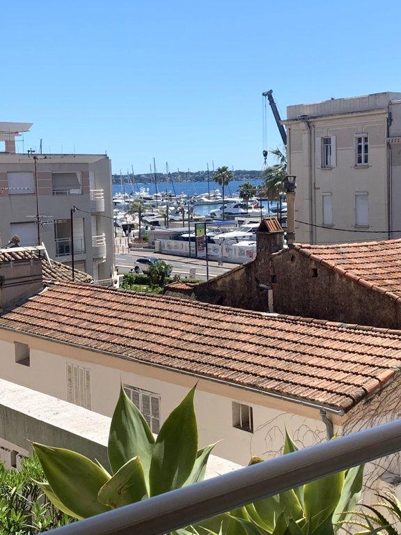 Appartement à vendre 2 38m2 à Golfe Juan - Vallauris vignette-1