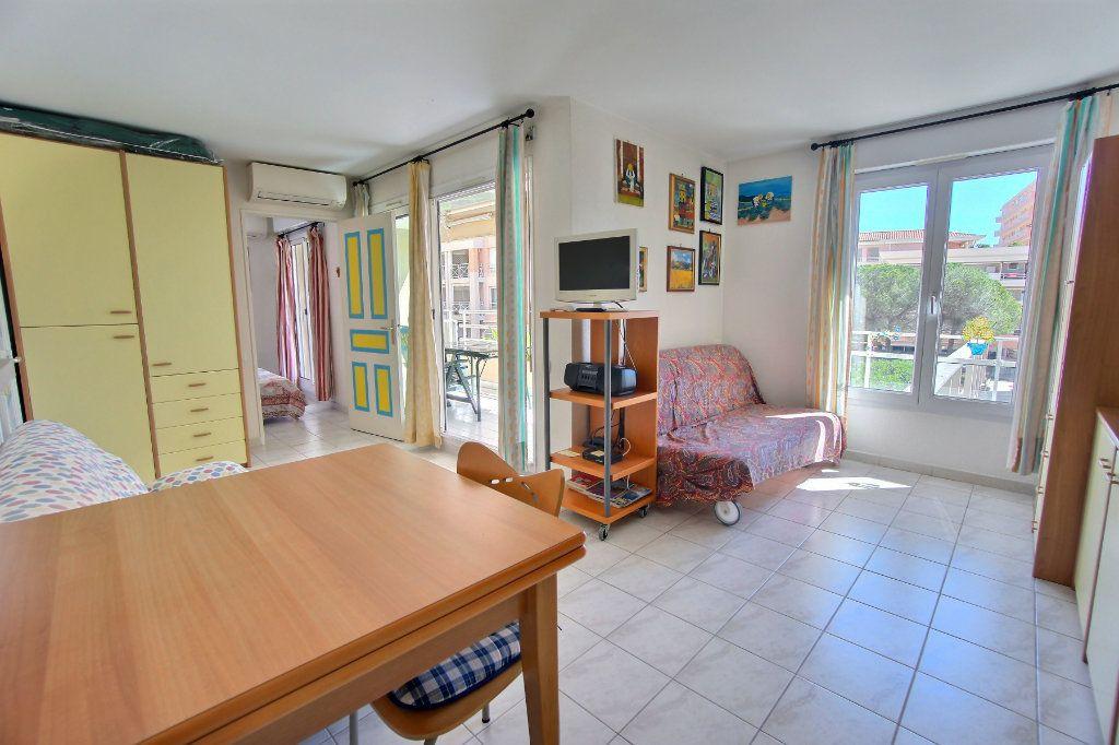 Appartement à vendre 2 38m2 à Golfe Juan - Vallauris vignette-3