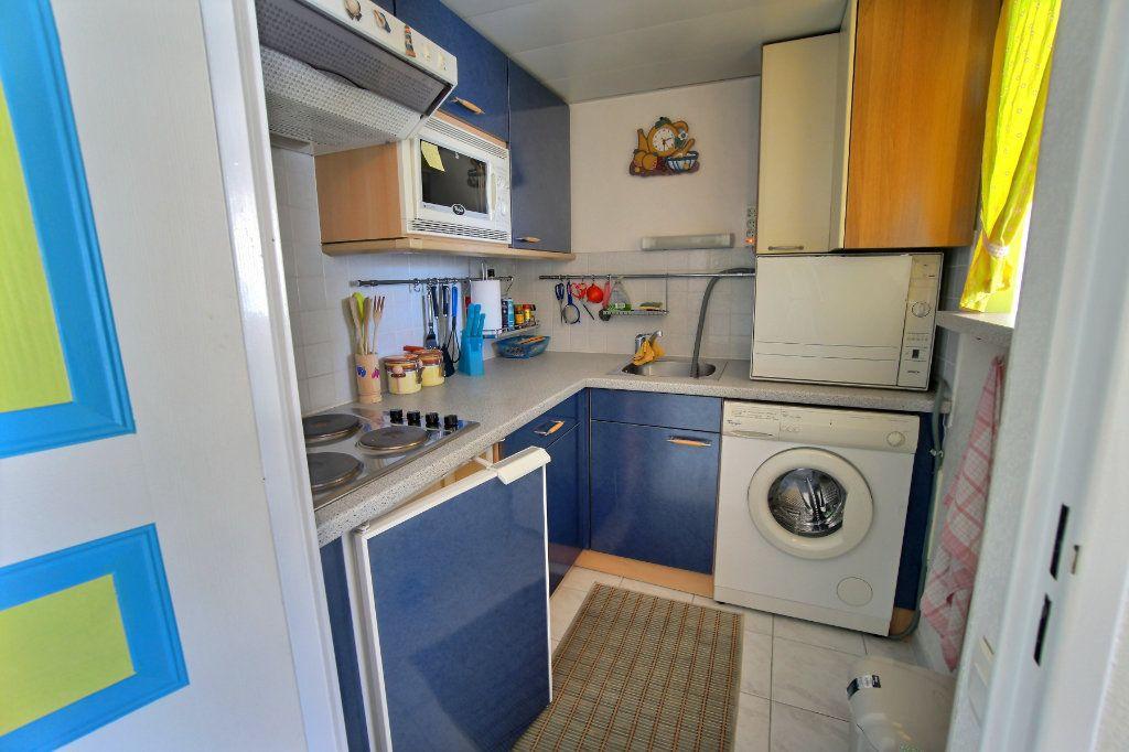 Appartement à vendre 2 38m2 à Golfe Juan - Vallauris vignette-5