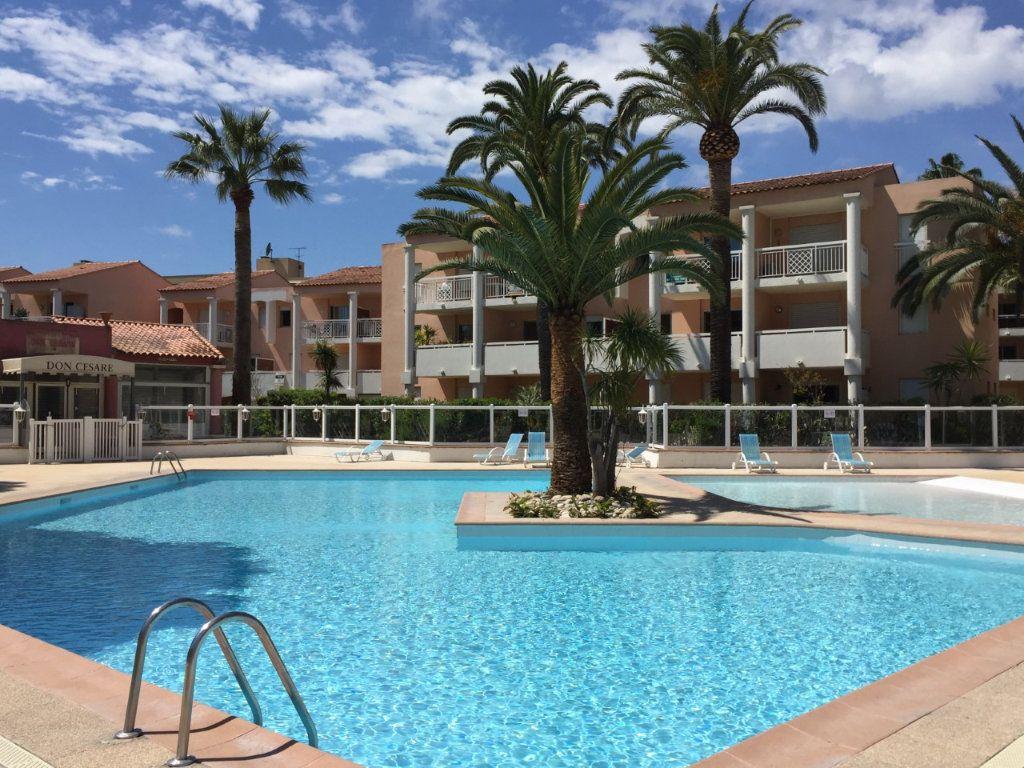 Appartement à louer 2 33m2 à Golfe Juan - Vallauris vignette-1