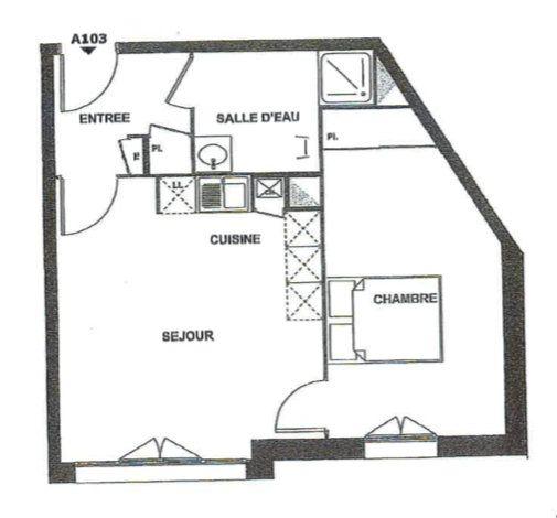 Appartement à louer 2 42.5m2 à Antony vignette-11
