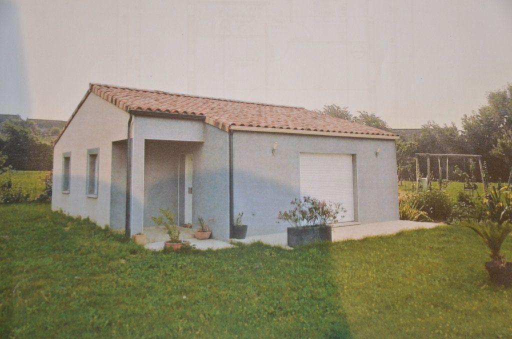 Maison à vendre 4 70m2 à Limoux vignette-1